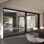 Optio BSC94 in-line sliding door
